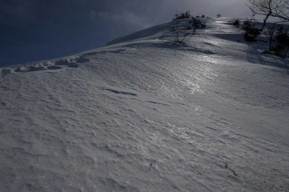 タカマタギから日白山