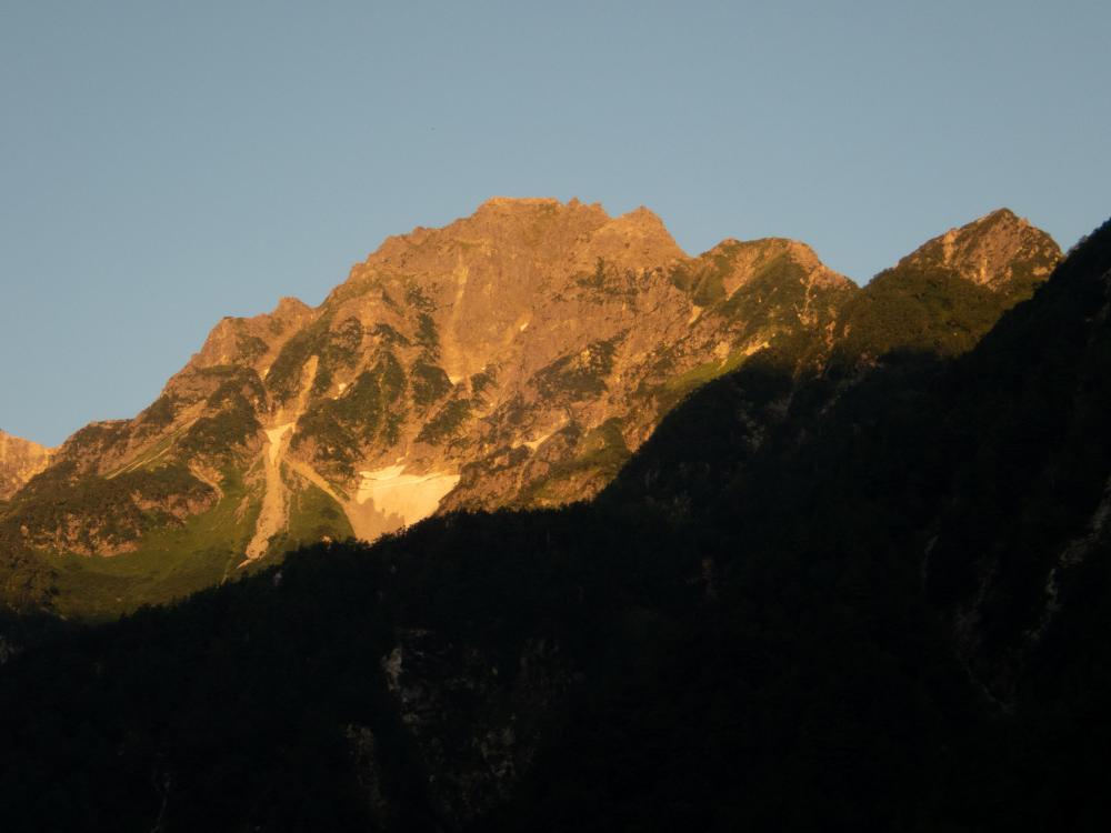 ガイドプラン 穂高縦走とパノラマコース