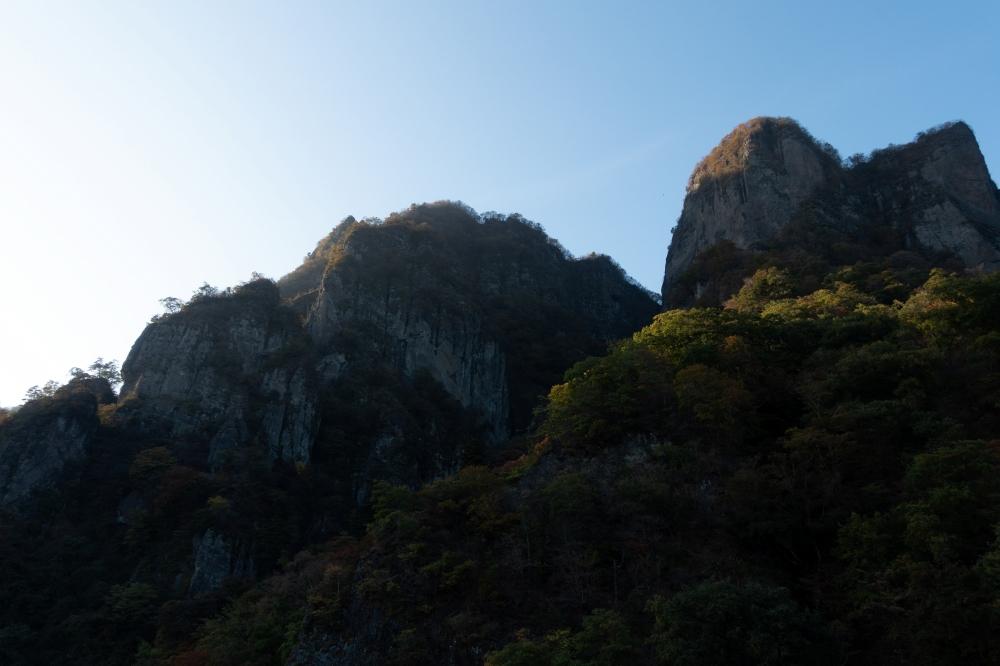 ガイドプラン 白雲山