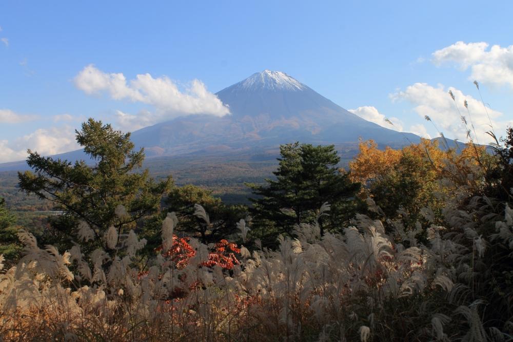 ガイドプラン 足和田山